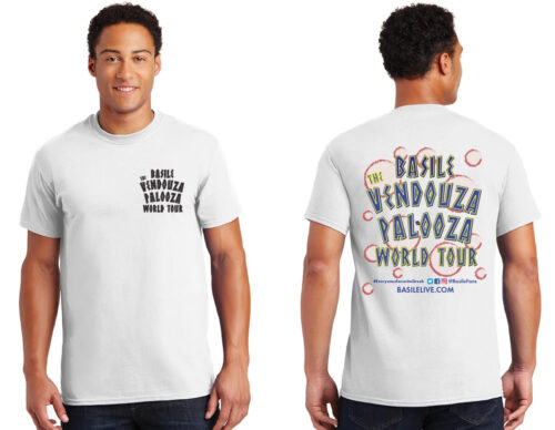 Basile World Tour T-Shirt
